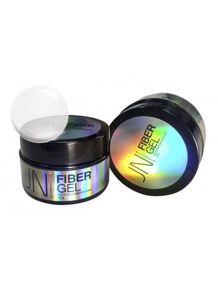 Гель со стекловолокном JN Fiber Gel 15г №03