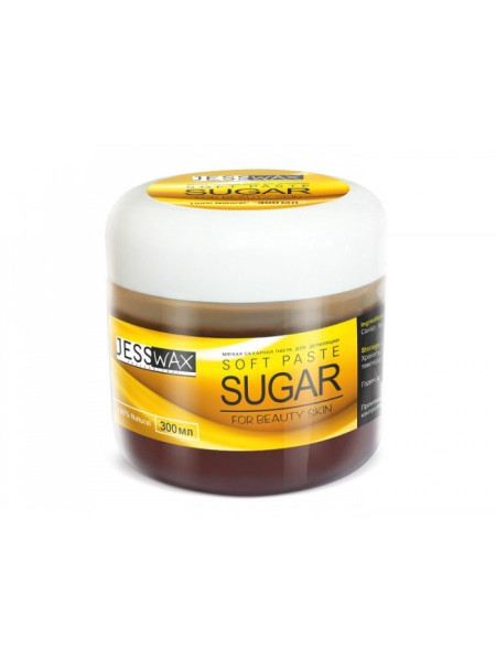 Паста сахарная для депиляции Soft 300 грамм JN